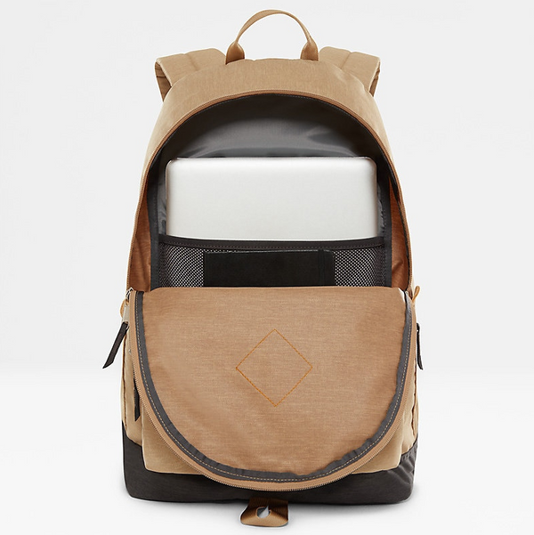 The North Face 25L Berkeley Backpack | Tan Dark Heather