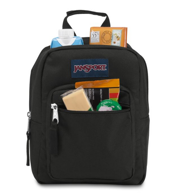 Jansport Big Break Lunch Bag | Black - KaryKase