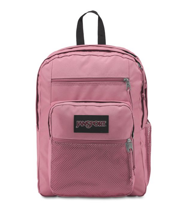 Jansport Big Campus Backpack | BlackBerry Mousse - KaryKase