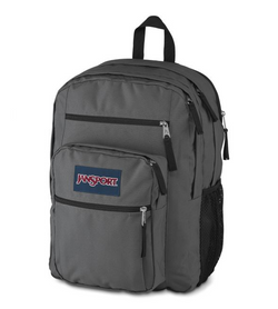 Jansport Big Student Backpack | Deep Grey - KaryKase