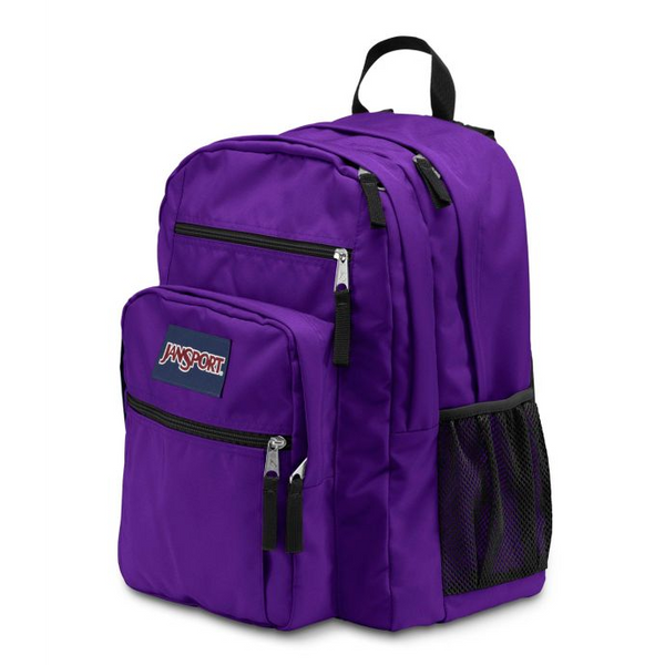 Jansport Big Student Backpack | Signature Purple - KaryKase