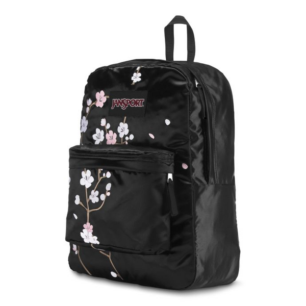 Jansport Super FX Backpack | Satin Sideline Floral - KaryKase