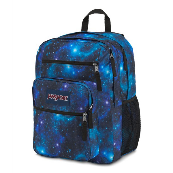 Jansport Big Student Backpack | Multi 3D Galaxy