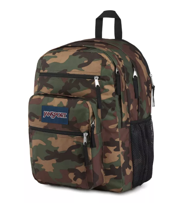 Jansport Big Student Backpack | Surplus Camo - KaryKase