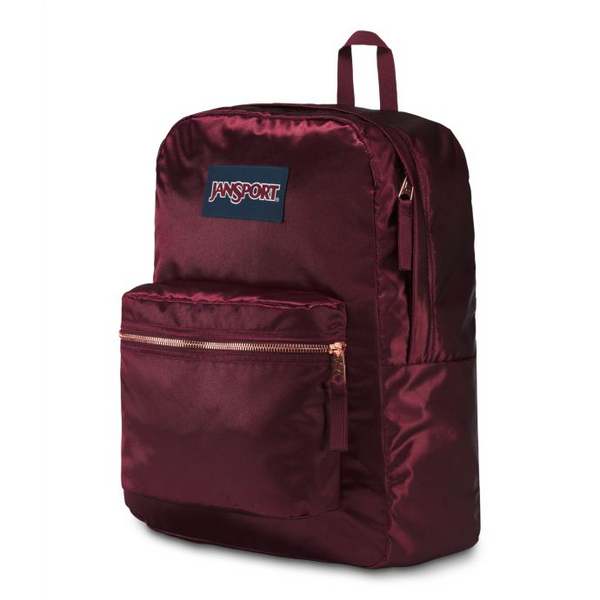 Jansport High Stakes Backpack | Russet Red/Rose