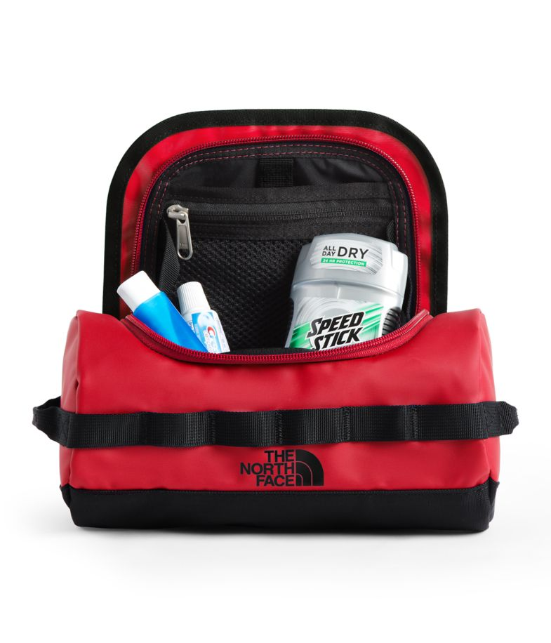 The North Face Base Camp Travel Canister (S) | TNF Red
