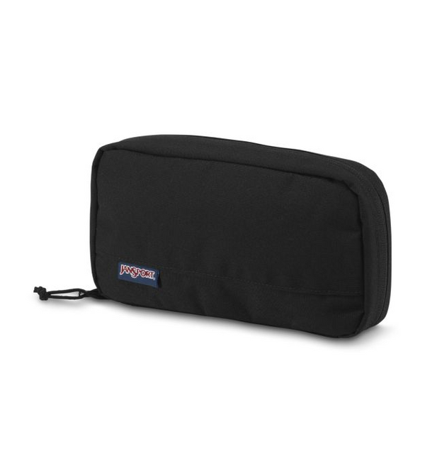 Jansport Pixel Accessory Pouch | Black - KaryKase