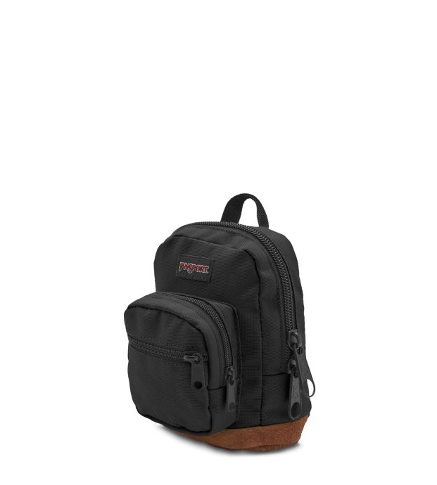 Jansport Right Pouch | Black - KaryKase