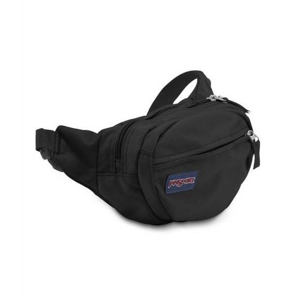 Jansport 5th Avenue Fanny Pack | Black - KaryKase