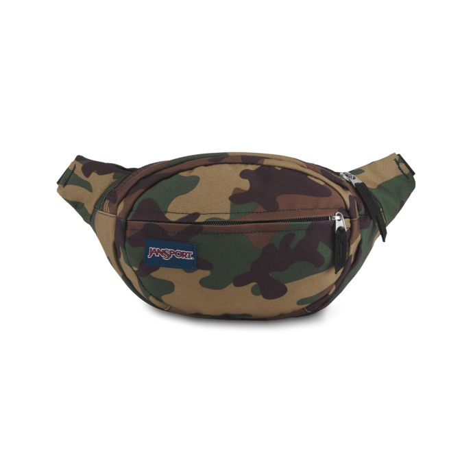 Jansport 5th Avenue Fanny Pack | Surplus Camo - KaryKase