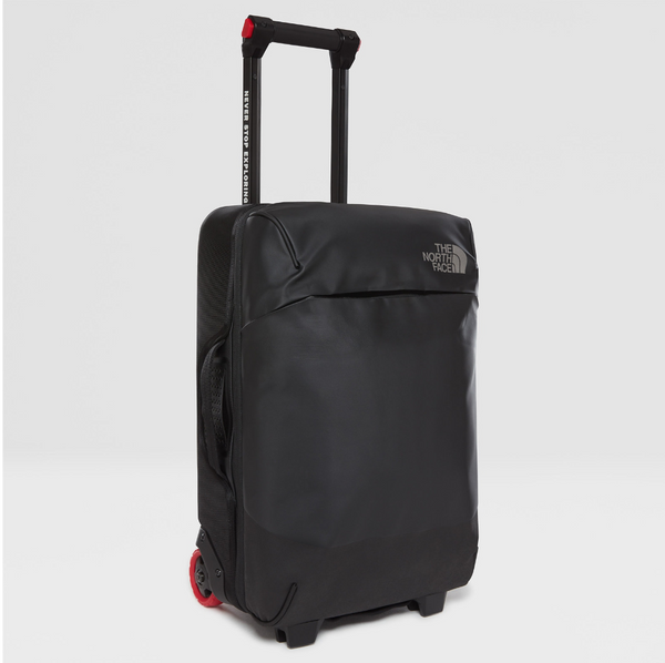 The North Face Stratoliner - S Cabin Suitcase | Tnf Black