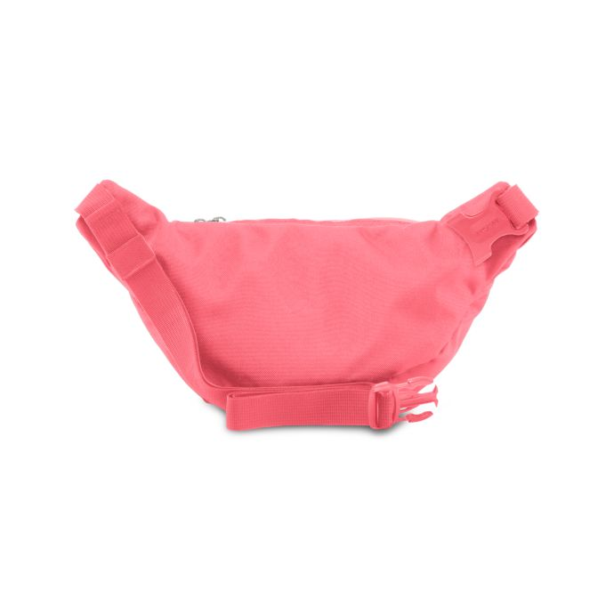Jansport 5th Avenue Fanny Pack | Strawberry Pink - KaryKase