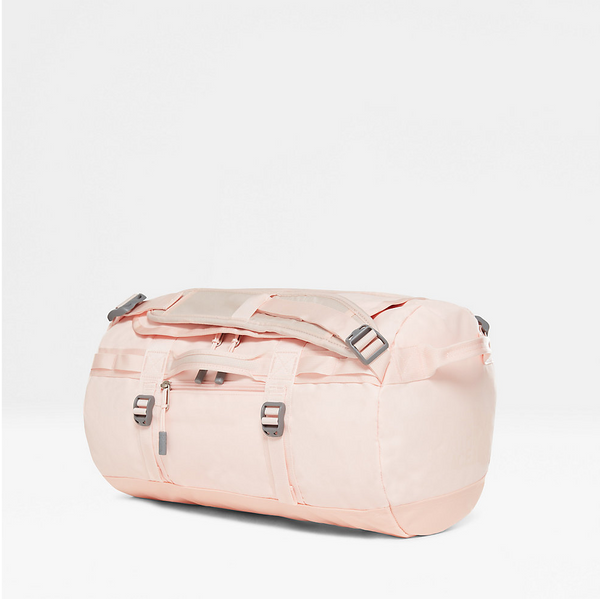 The North Face Base Camp 31L  Duffel (X-Small) | Pink Salt / Pink Salt