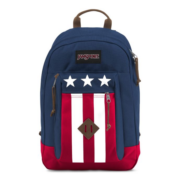 Jansport Reilly Backpack | Navy Easy Rider