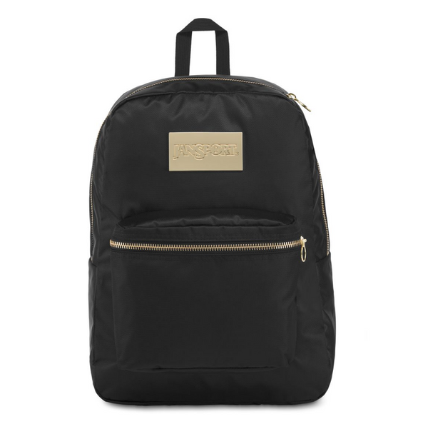 Jansport SuperBreak® Luxe Backpack | Black - KaryKase