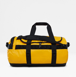 The North Face Base Camp 71L Duffel (Medium) | Summit Gold/TNF Black - KaryKase