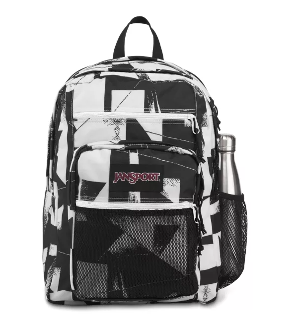 Jansport Big Campus Backpack | Vector Lines - KaryKase