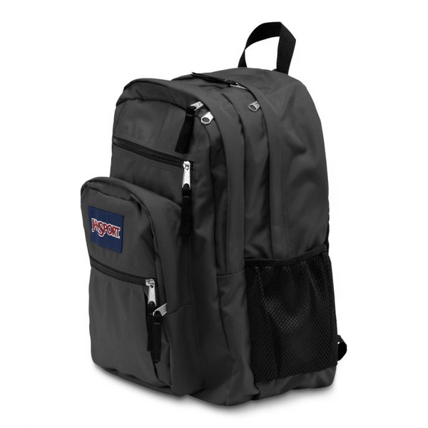 Jansport Big Student Backpack | Forge Grey - KaryKase