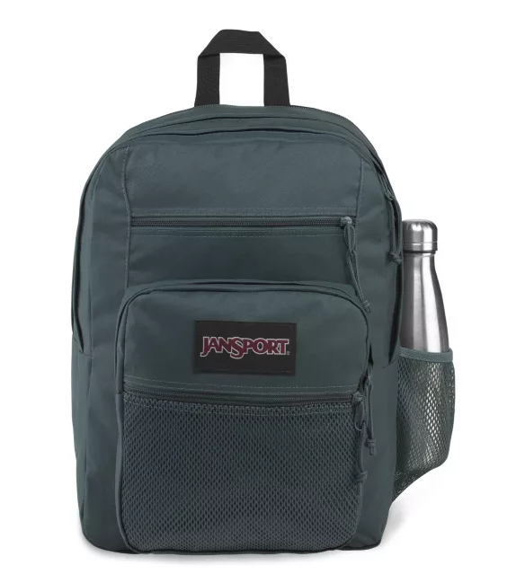 Jansport Big Campus Backpack | Dark Slate - KaryKase