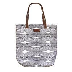 Love Milo Cotton Canvas Tote Bag | Dragonfly
