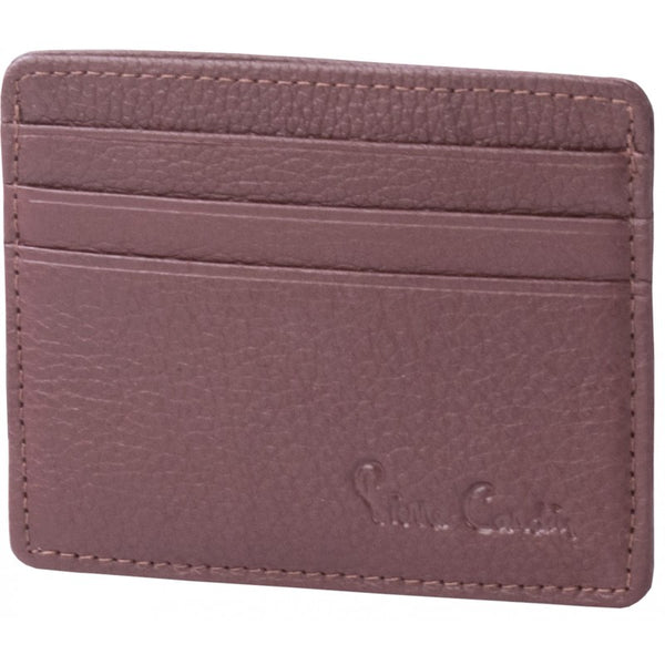 Pierre Cardin Dylan Leather Card Holder | Brown - KaryKase
