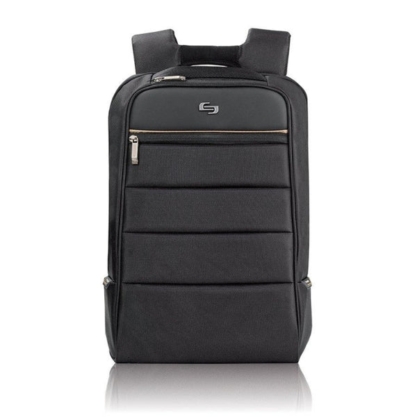 Solo Transit Laptop Backpack | Black