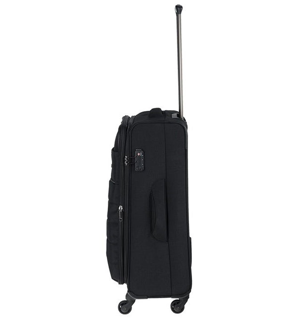 Conwood Expandable 50cm Cabin Spinner | Black