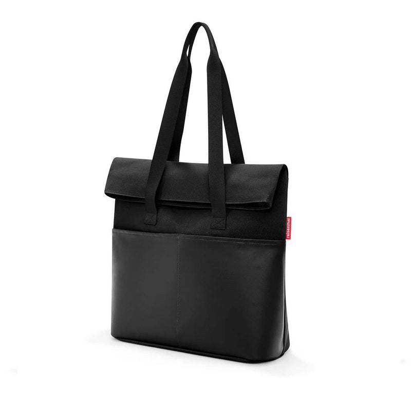 Reisenthel® Canvas Foldbag | Black - KaryKase