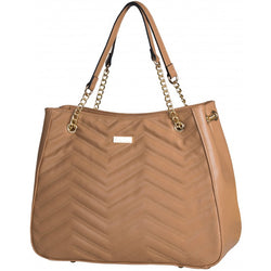 Pierre Cardin Gail Quilted Hobo | Sand - KaryKase