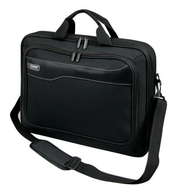 "Port Designs Hanoi 15.6"" Clamshell Laptop Bag - KaryKase"