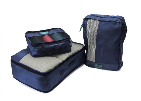Medoodi 7pc Travel Organiser Set | Navy