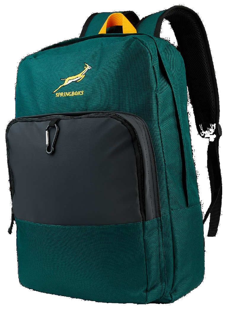 Springbok Ripper  22L Backpack | Green/Gold - KaryKase