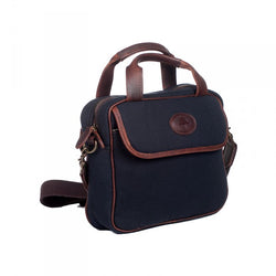 Melvill & Moon Canvas iPad Bag | Black - KaryKase
