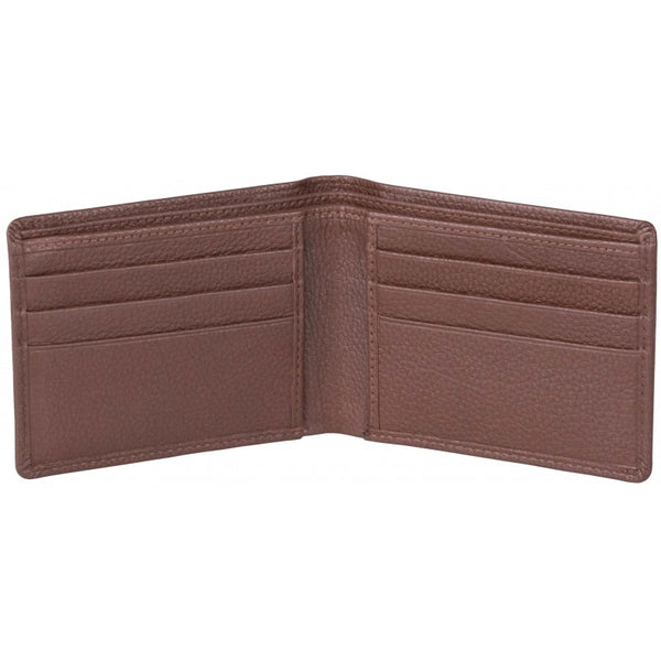 Pierre Cardin James Leather Wallet | Black