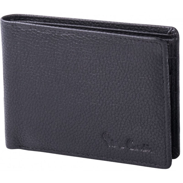 Pierre Cardin James Leather Wallet | Black - KaryKase