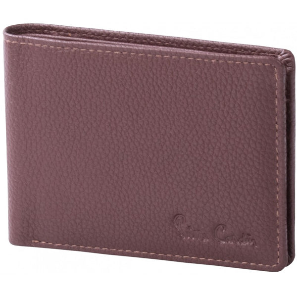 Pierre Cardin James Leather Wallet | Brown