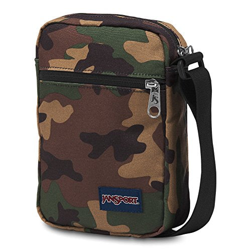 Jansport Weekender Mini Crossbody Bag | Surplus Camo - KaryKase