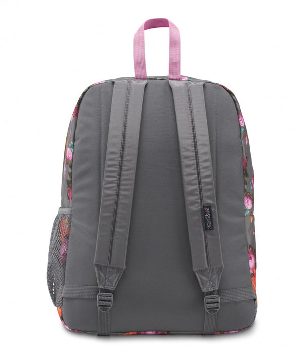 Jansport Digibreak Exclusive Laptop Backpack | Sunrise Bouquet Grey - KaryKase