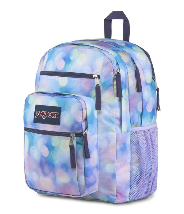 Jansport Big Student Backpack | City Lights Print - KaryKase