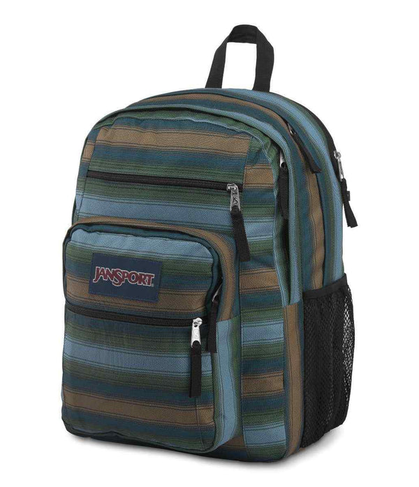 Jansport Big Student Backpack | Surfside Stripe - KaryKase