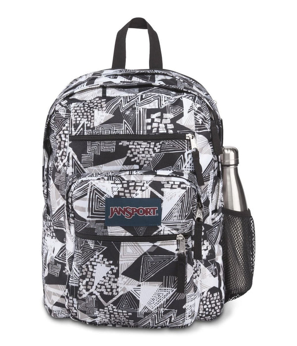 Jansport Big Student Backpack | Black Street Lines - KaryKase