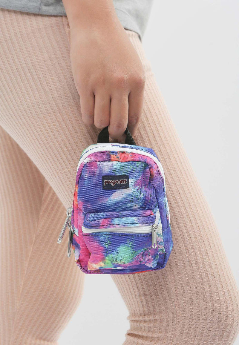 Jansport Lil' Break Accessory Pouch | Dye Bomb - KaryKase