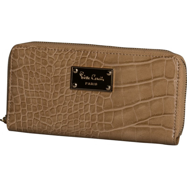 Pierre Cardin Juliana Crock Purse | Brown - KaryKase