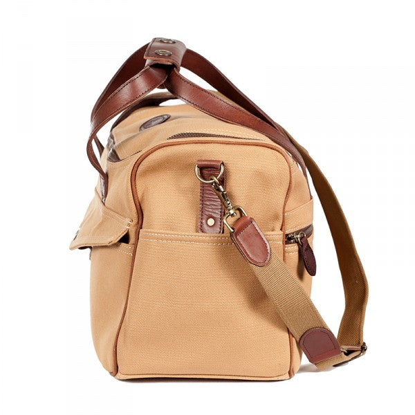 Melvill & Moon Canvas Kili Carry On Bag | Khaki