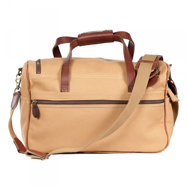 Melvill & Moon Canvas Kili Carry On Bag | Khaki - KaryKase