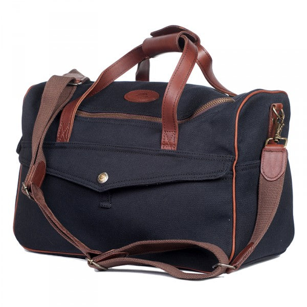 Melvill & Moon Canvas Kili Carry On Bag | Black