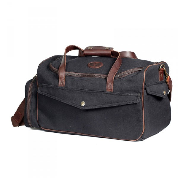 Melvill & Moon Canvas Kilimanjaro Camera Bag | Black