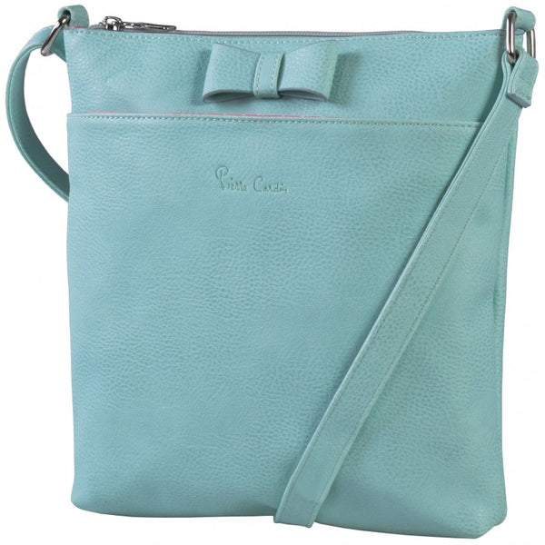 Pierre Cardin Krystal Crossbody Bag | Mint - KaryKase