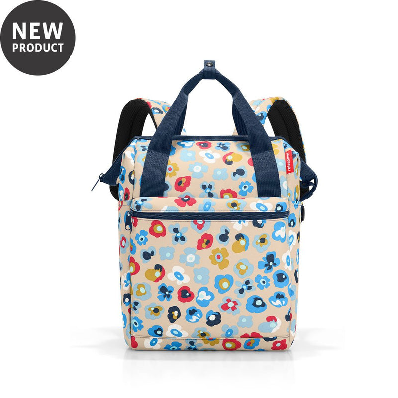 Reisenthel® All-Rounder R Large Backpack | Millefleurs - KaryKase