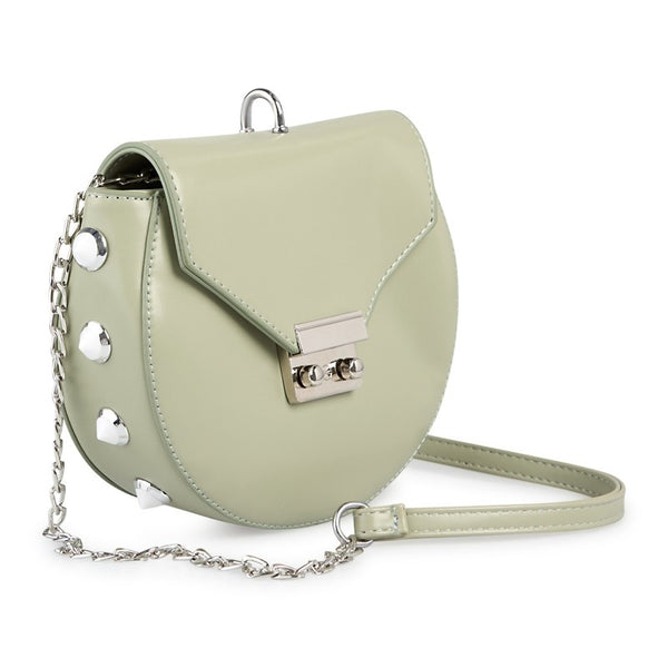 Tessa Design Stud Detail Bag | Mint